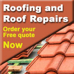 A full roof and re-roofing service