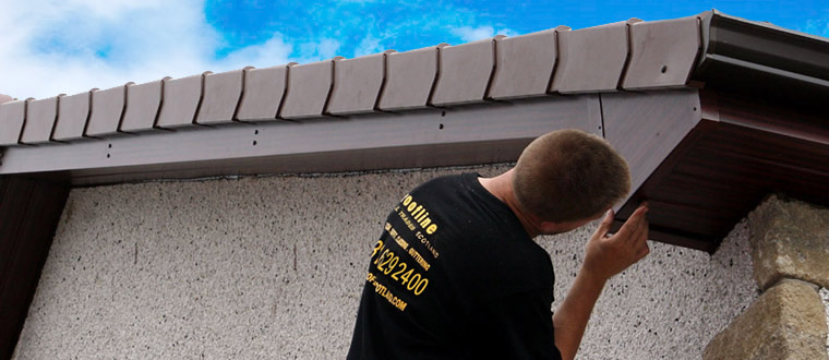 Over 20 years experience in Roofline Installations in Scotland