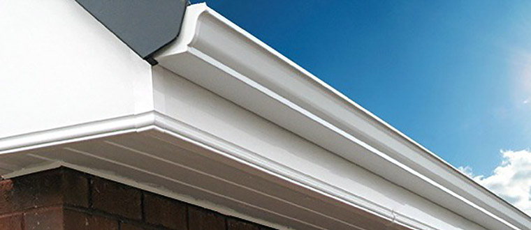Fascia, Dry Verge and Seamless Gutters